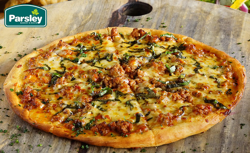 Beef Ragout Pizza
