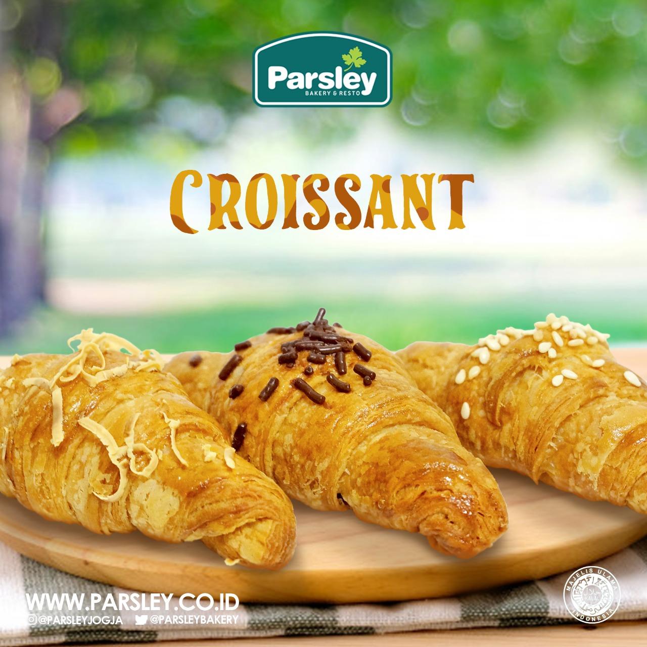 Cara menikmati Croissant