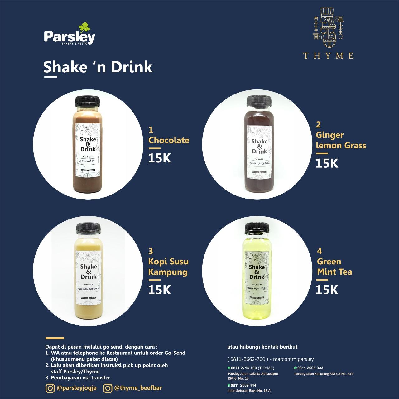Shake 'n Drink