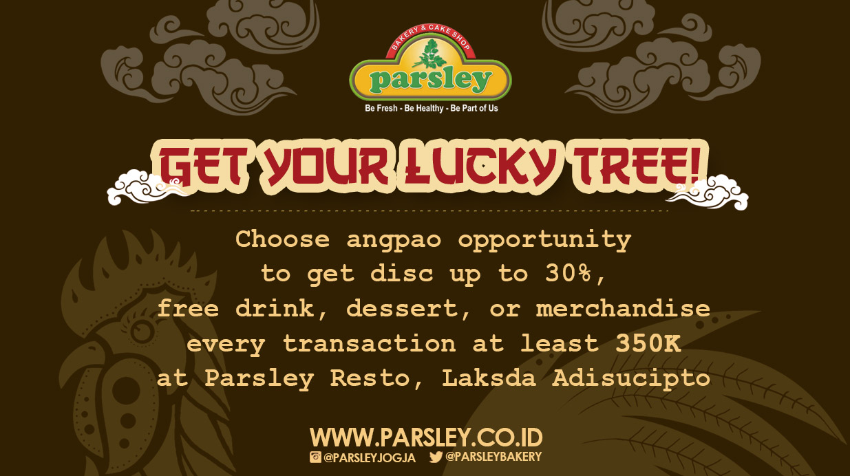 GET YOUR LUCKY TREE