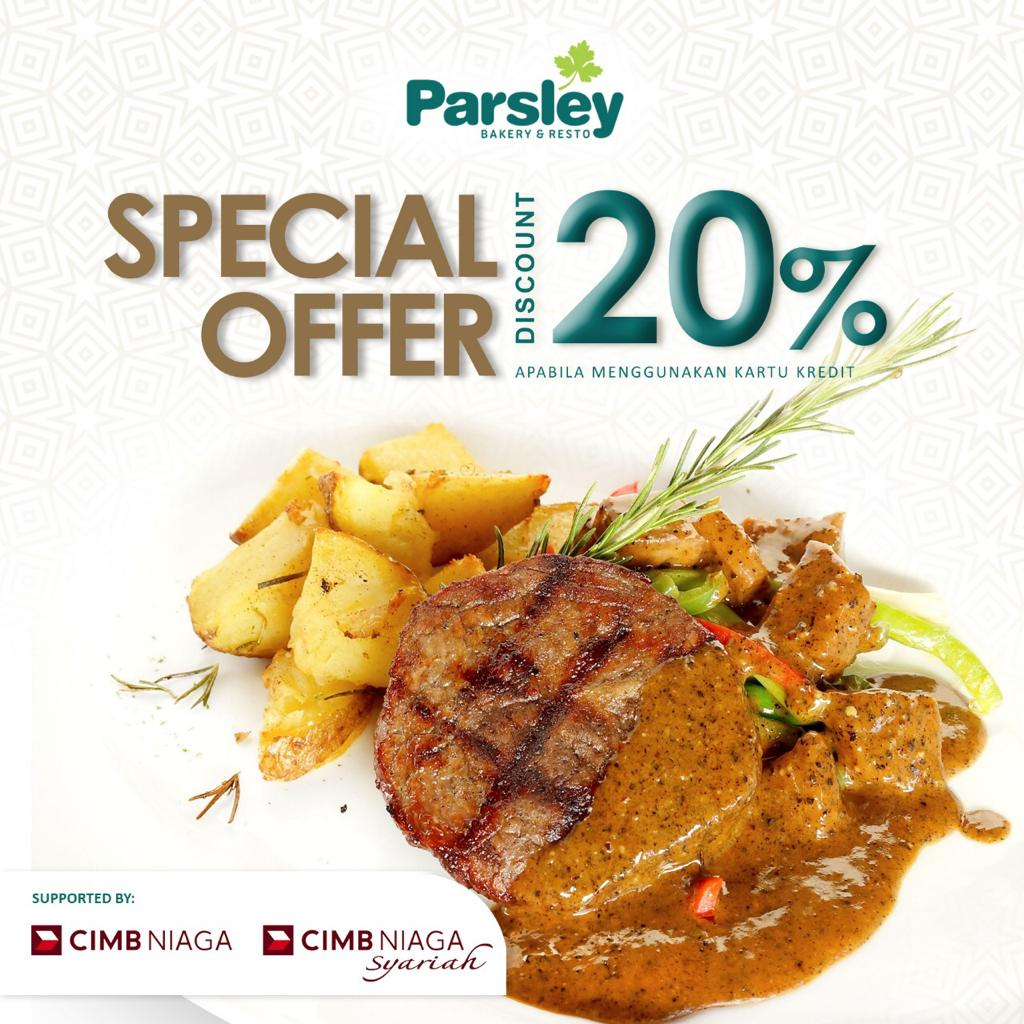 Special Offer discount 20%