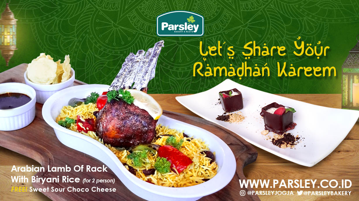 Special Package for Ramadhan Season