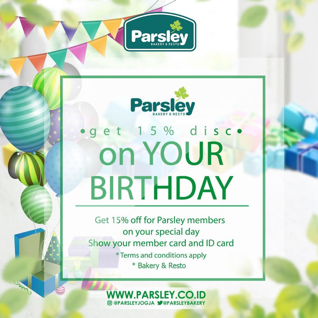 Special Member Birthday