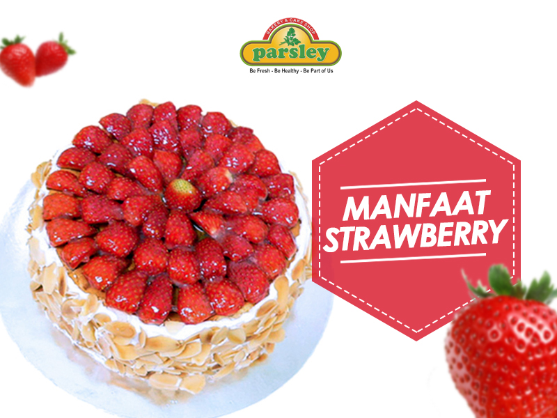 TIPS MANFAAT STRAWBERRY