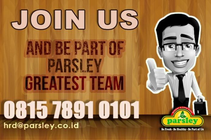 Karir Parsley