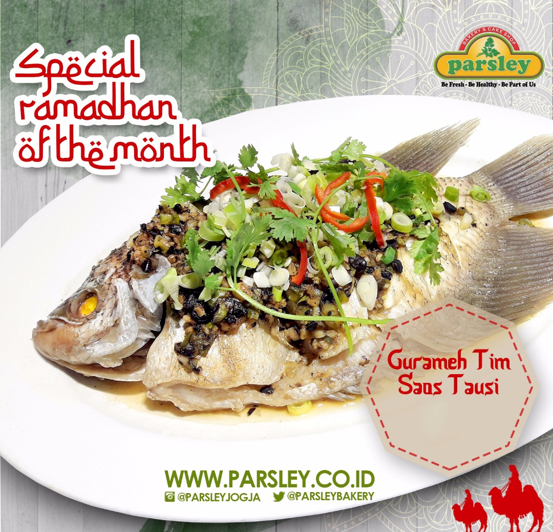 Special Ramadhan Of The Month